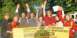 Gruppe Mammutmarsch Facebook