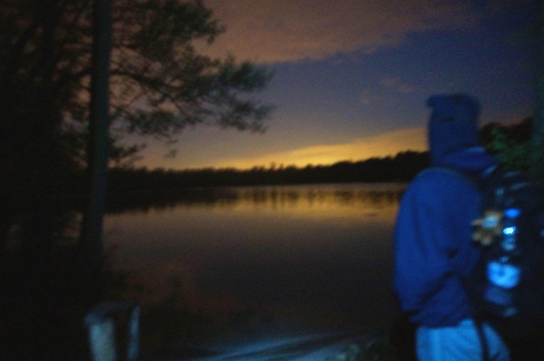 Mammutmarsch See