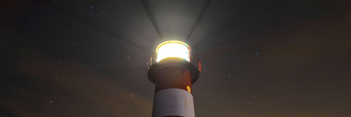 gute nacht geschichte leuchtturm