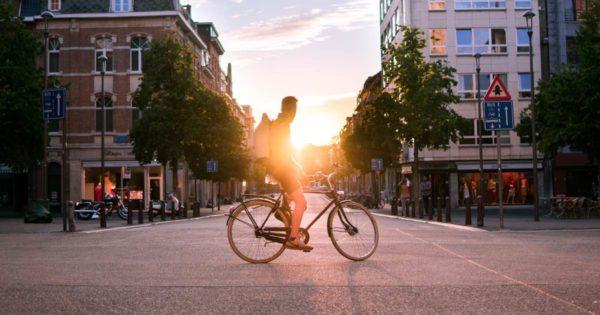 Fahrrad verloren