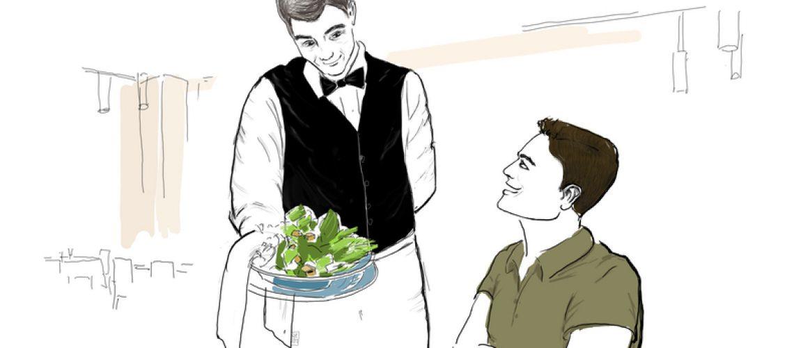 Lebensrestaurant Unterbewusstsein Titelbild