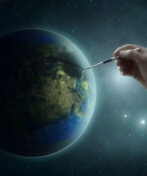 creating world